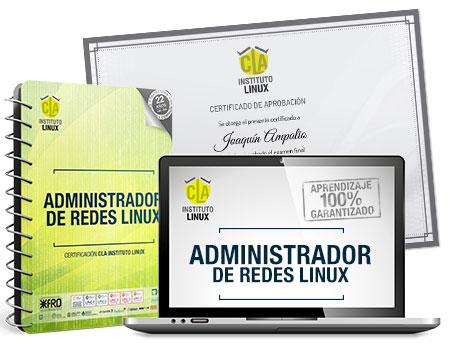 Curso ADMINISTRADOR DE REDES LINUX