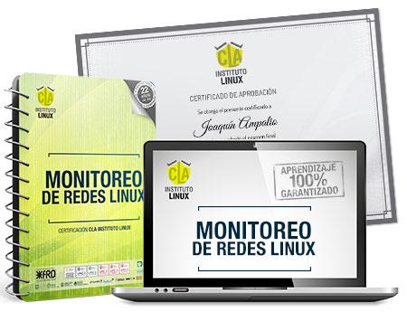 Curso MONITOREO DE REDES LINUX