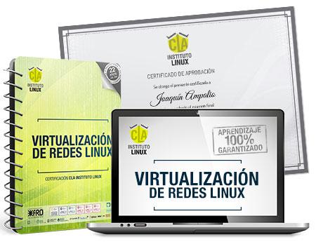 Curso VIRTUALIZACIÓN DE REDES LINUX